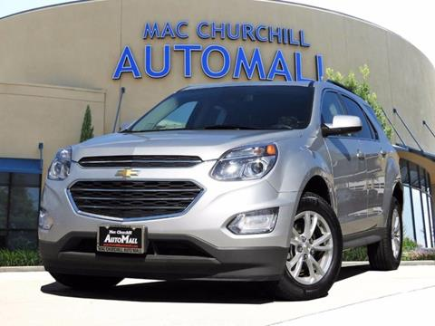 2017 Chevrolet Equinox for sale in Bedford, TX