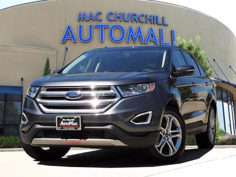 2017 Ford Edge for sale in Bedford, TX