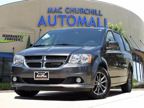 2017 Dodge Grand Caravan for sale in Bedford TX