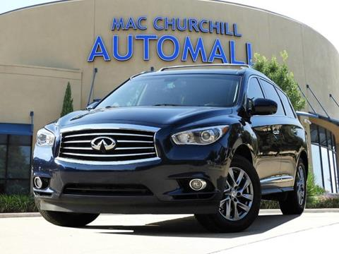2015 Infiniti QX60 for sale in Bedford, TX