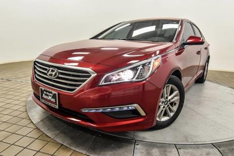 2015 Hyundai Sonata for sale in Bedford TX