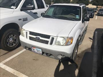 2002 Ford Explorer Sport Trac for sale in Bedford, TX