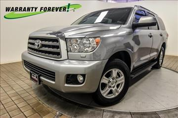 2014 Toyota Sequoia for sale in Bedford, TX