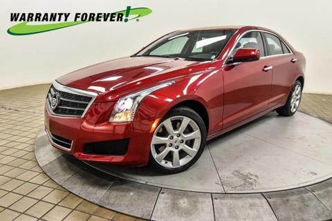2014 Cadillac ATS for sale in Bedford TX
