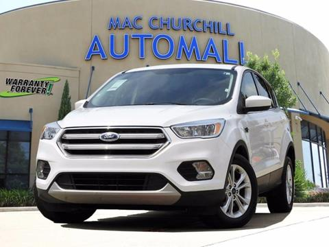 2017 Ford Escape for sale in Bedford, TX
