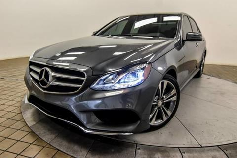 2016 Mercedes-Benz E-Class for sale in Bedford, TX