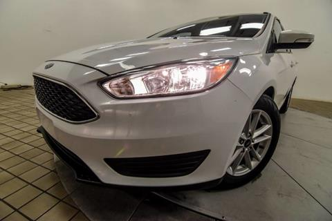 2016 Ford Focus for sale in Bedford TX