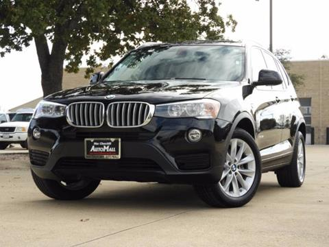 2017 BMW X3 for sale in Bedford TX