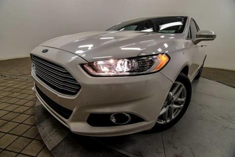 2014 Ford Fusion for sale in Bedford, TX