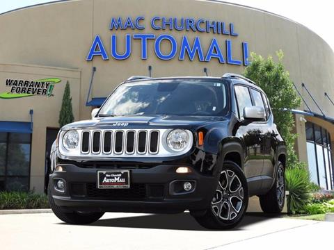 2017 Jeep Renegade for sale in Bedford TX