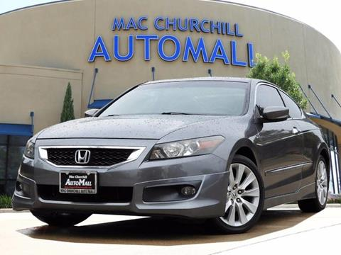 2010 Honda Accord for sale in Bedford, TX