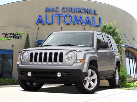 2016 Jeep Patriot for sale in Bedford, TX