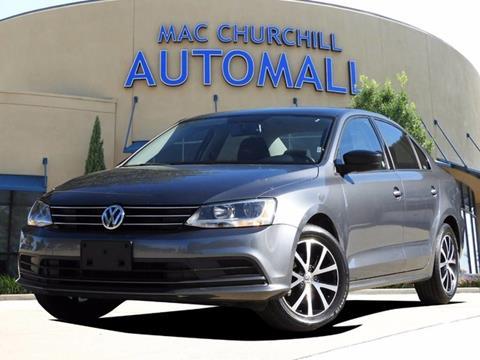 2016 Volkswagen Jetta for sale in Bedford TX