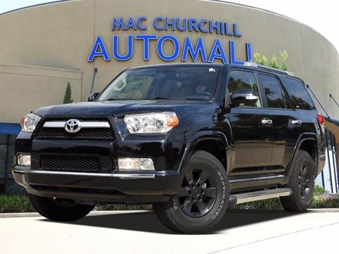 2013 Toyota 4Runner for sale in Bedford, TX