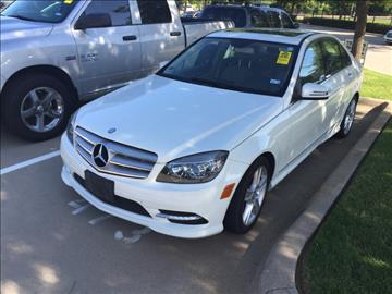 2011 Mercedes-Benz C-Class for sale in Bedford, TX