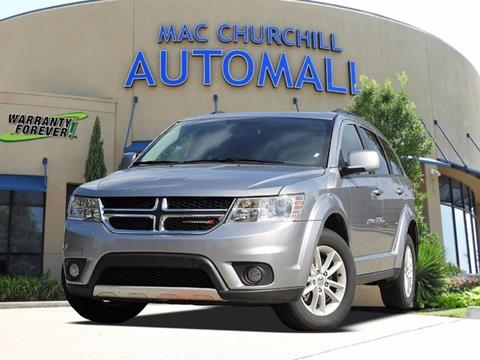 2017 Dodge Journey for sale in Bedford TX