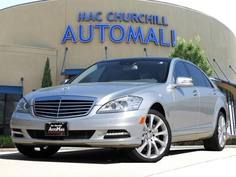 2013 Mercedes-Benz S-Class for sale in Bedford TX