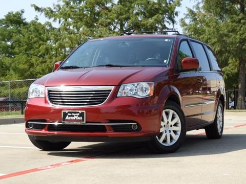 2016 Chrysler Town and Country for sale in Bedford TX