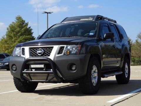 2012 Nissan Xterra for sale in Bedford, TX