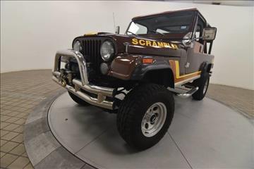 1982 Jeep Scrambler for sale in Bedford, TX