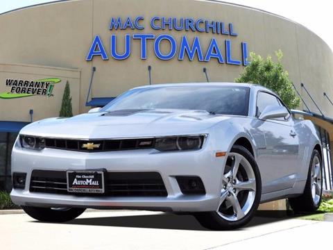 2014 Chevrolet Camaro for sale in Bedford, TX