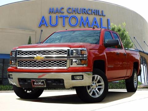 2014 Chevrolet Silverado 1500 for sale in Bedford TX