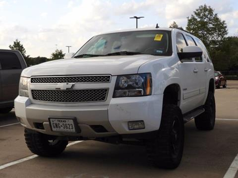 2013 Chevrolet Tahoe for sale in Bedford, TX