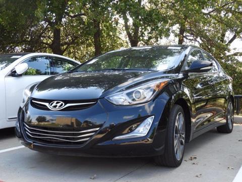 2014 Hyundai Elantra for sale in Bedford, TX