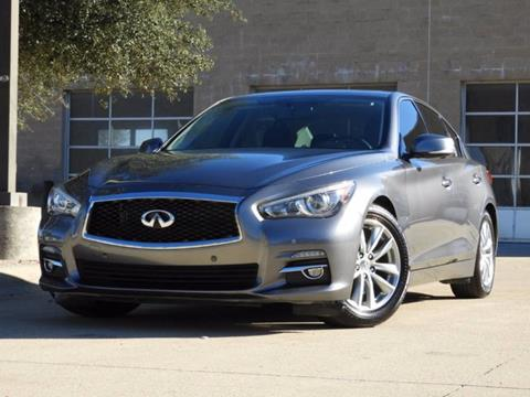 2014 Infiniti Q50 for sale in Bedford TX