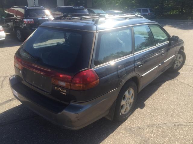 1998 Subaru Legacy Outback AWD 4dr Wagon - Eden Prairie MN