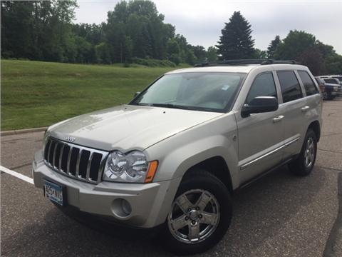 2007 Jeep Grand Cherokee for sale in Eden Prairie, MN