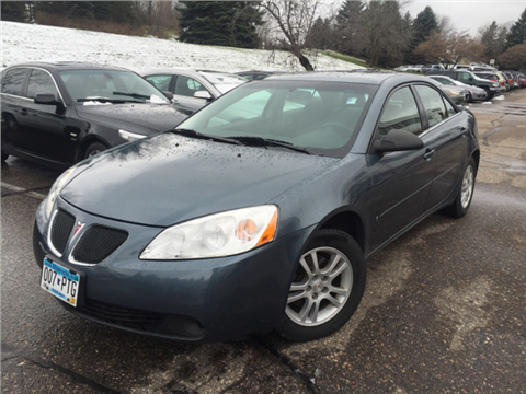 2006 Pontiac G6 for sale in Eden Prairie, MN