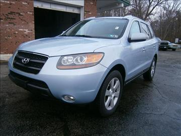 2007 Hyundai Santa Fe for sale in Madison, OH