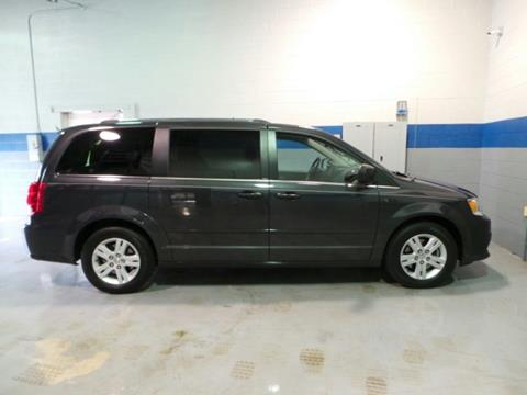 2012 Dodge Grand Caravan for sale in Greenville, PA