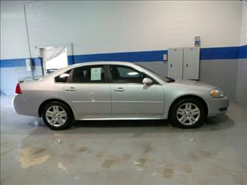 2012 Chevrolet Impala for sale in Greenville, PA