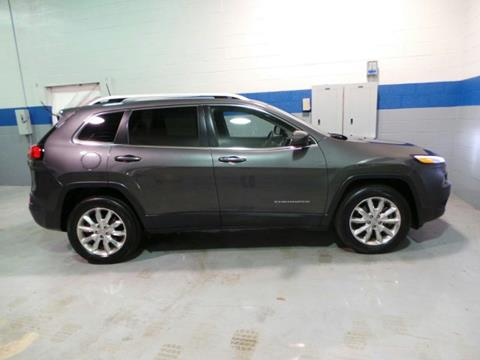2017 Jeep Cherokee for sale in Greenville, PA