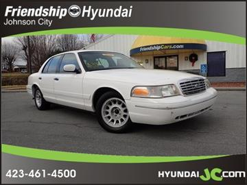 Ford Crown Victoria For Sale Tennessee