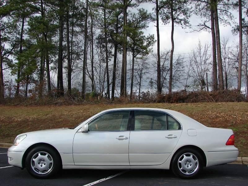 2002 Lexus LS 430 Base 4dr Sedan - Marietta GA