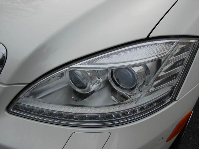 2013 Mercedes-Benz S-Class S 550 4dr Sedan - Marietta GA