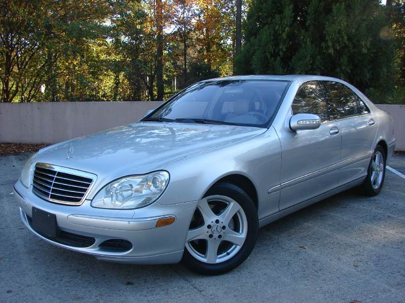 2005 mercedes benz s class for sale in savannah ga for 2005 mercedes benz s500