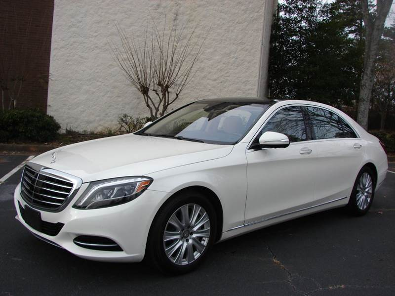 Mercedes benz s class for sale in georgia for Mercedes benz s550 for sale in atlanta ga