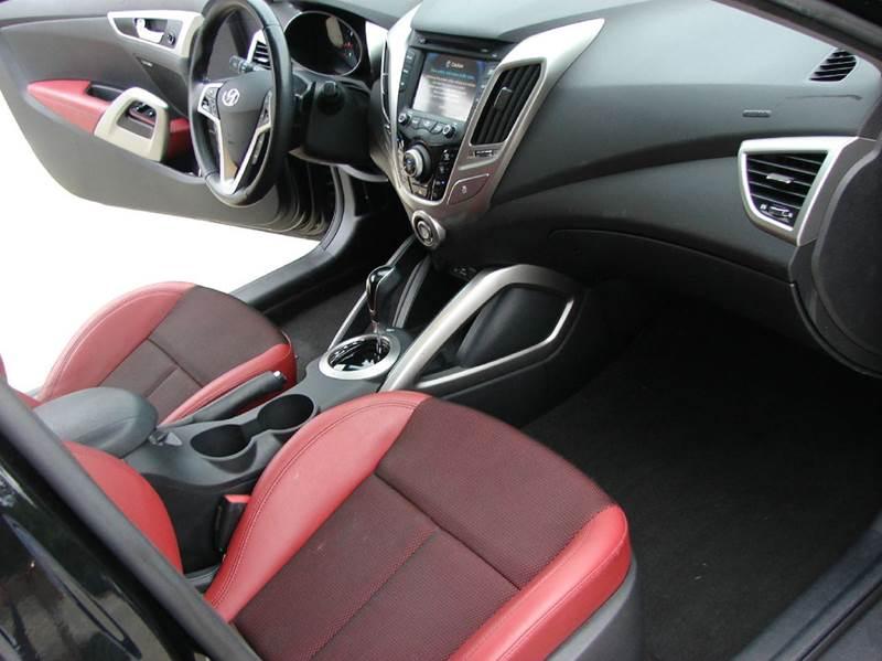 2013 Hyundai Veloster RE MIX 3dr Coupe - Marietta GA