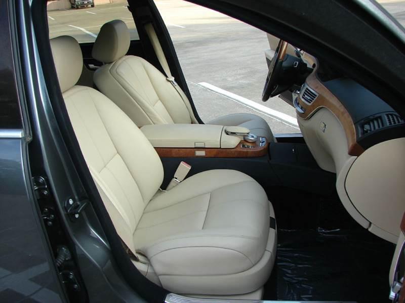 2007 Mercedes-Benz S-Class S 550 4dr Sedan - Marietta GA