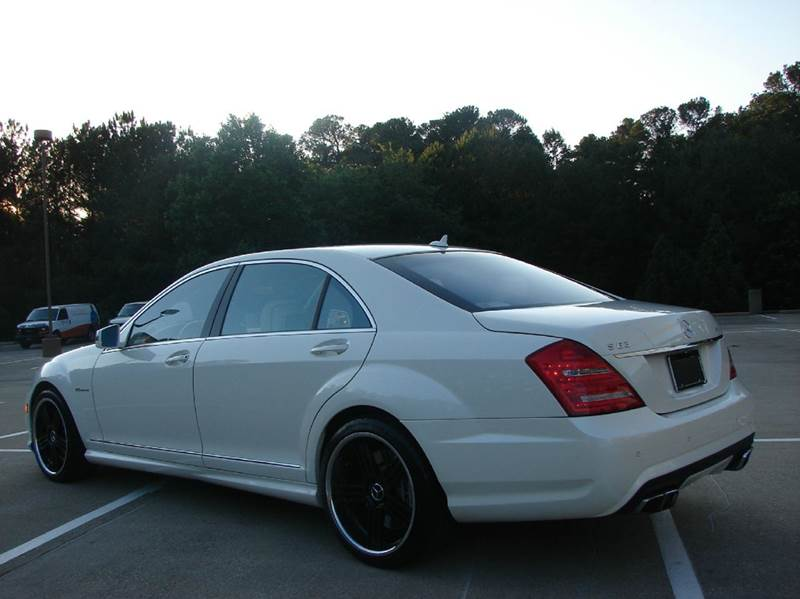 2013 Mercedes-Benz S-Class S 63 AMG 4dr Sedan - Marietta GA