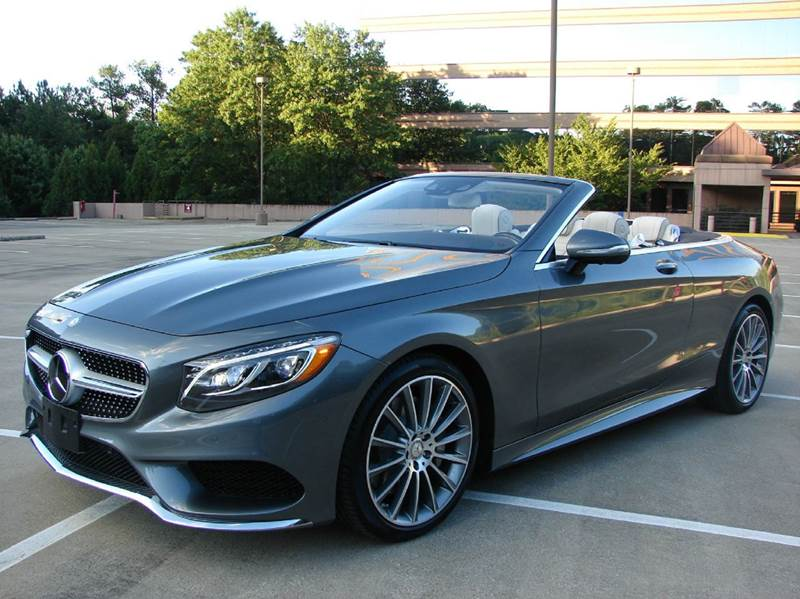 2017 mercedes benz s class s550 2dr convertible in for 2017 mercedes benz s550 lease