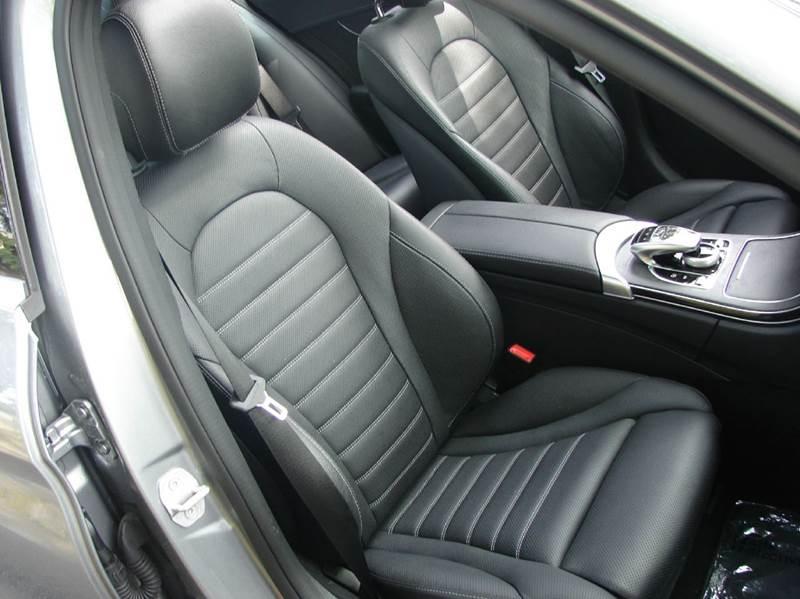 2015 Mercedes-Benz C-Class C 300 4MATIC AWD 4dr Sedan - Marietta GA