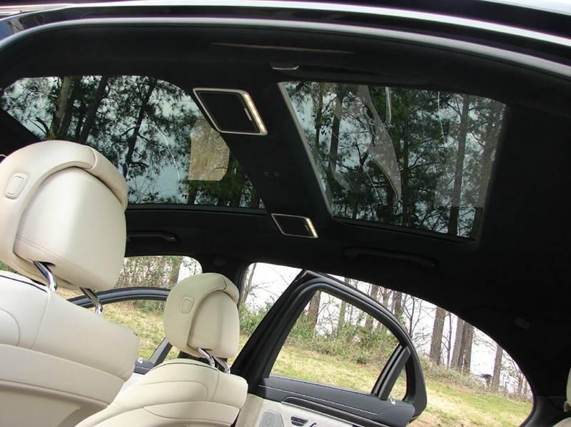 2014 Mercedes-Benz S-Class S 550 4MATIC AWD 4dr Sedan - Marietta GA