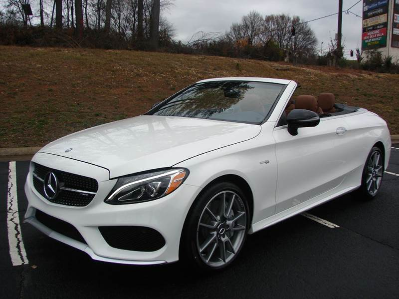 2017 mercedes benz c class amg c43 awd 4matic 2dr for 2017 mercedes benz amg c43 convertible