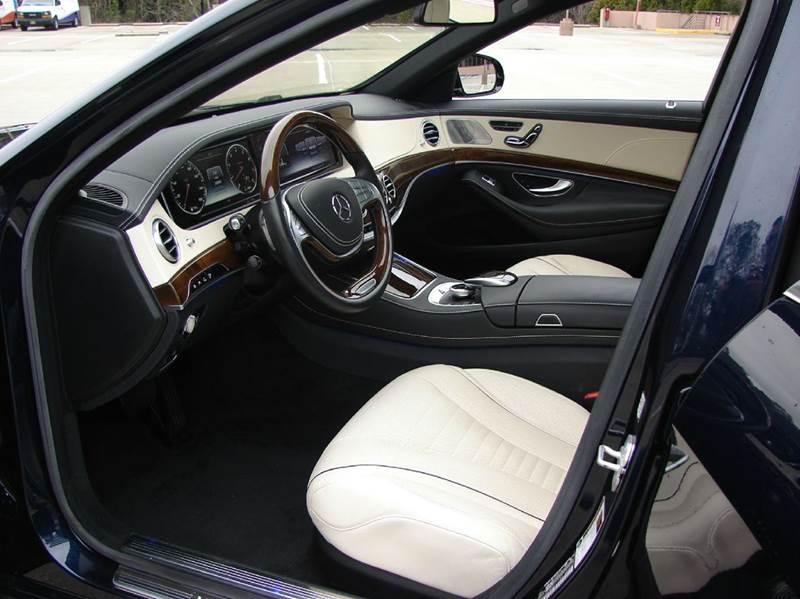 2015 Mercedes-Benz S-Class S 550 4dr Sedan - Marietta GA