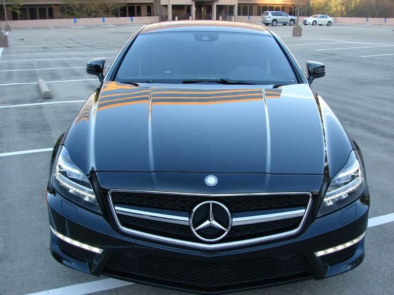 2014 Mercedes-Benz CLS CLS 63 AMG S-Model AWD 4MATIC 4dr Sedan - Marietta GA